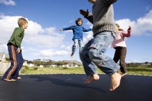 Nos conseils pour le choix d'un trampoline de bonne qualité